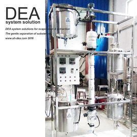 China Atmospheric Pressure Herbal Extraction Equipment For CBD / Hemp oil / THC supplier