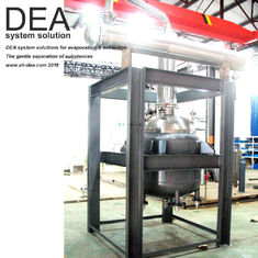 China Industrial Evaporation Equipment Stainless Steel 304 800 * 800 * 2150 Mm supplier