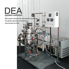 China SS 304 Hemp Extraction Machine , Herbal Distillation Lab Equipment Atmospheric Pressure factory