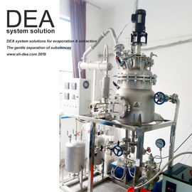 1200*600*1900mm Hemp Extraction Machine 30 L Feed Amount , Herbal Extraction Machine
