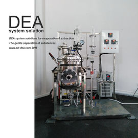 China Professional Hemp Essential Oil Distillation Equipment High Efficiency factory