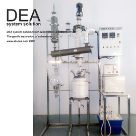 China Essential Oil Distillation Machine / Reflux Distillation Equipment 1100 * 500 * 1750 Mm factory
