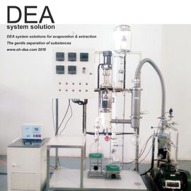 0.058 ㎡ HTA Distillation Machine Heat Exchange Made By Stainless Steel 316