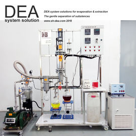 China 220V - 60HZ Vacuum Distillation Machine Lab Equipment Stainless Steel 316 factory