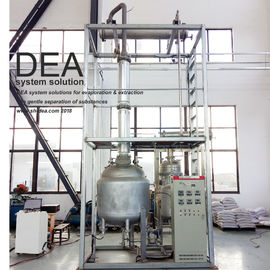 10 - 20 Theoretical Plate Vacuum Distillation Machine 1000*800*2700mm