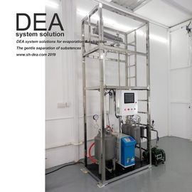 Short Path Methanol Rectifying Tower / Molecular Vacuum Distillation Equipment