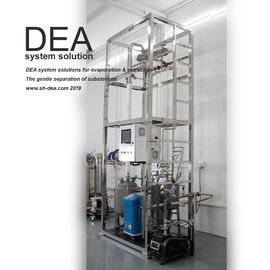 Customized Vacuum Distillation Machine Column With Automatic Control System